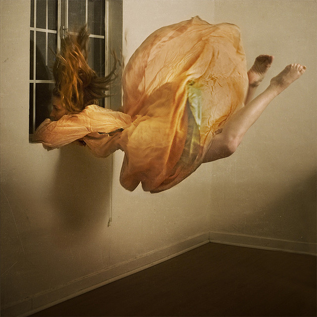 © 2013 Brooke Shaden. All Rights Reserved. 'Immortal Bird'