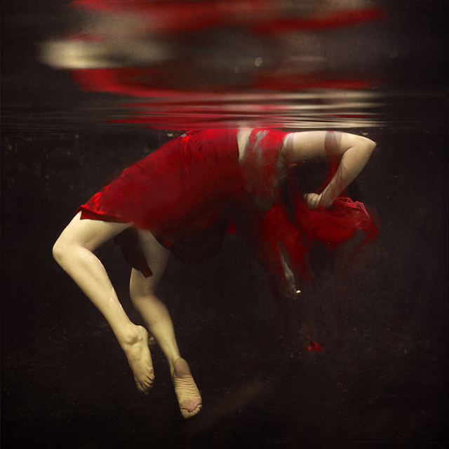 © 2013 Brooke Shaden. All Rights Reserved. 'Falling Apart'