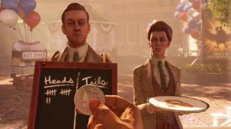BioShock-Infinite-Lutece-Coin-Toss