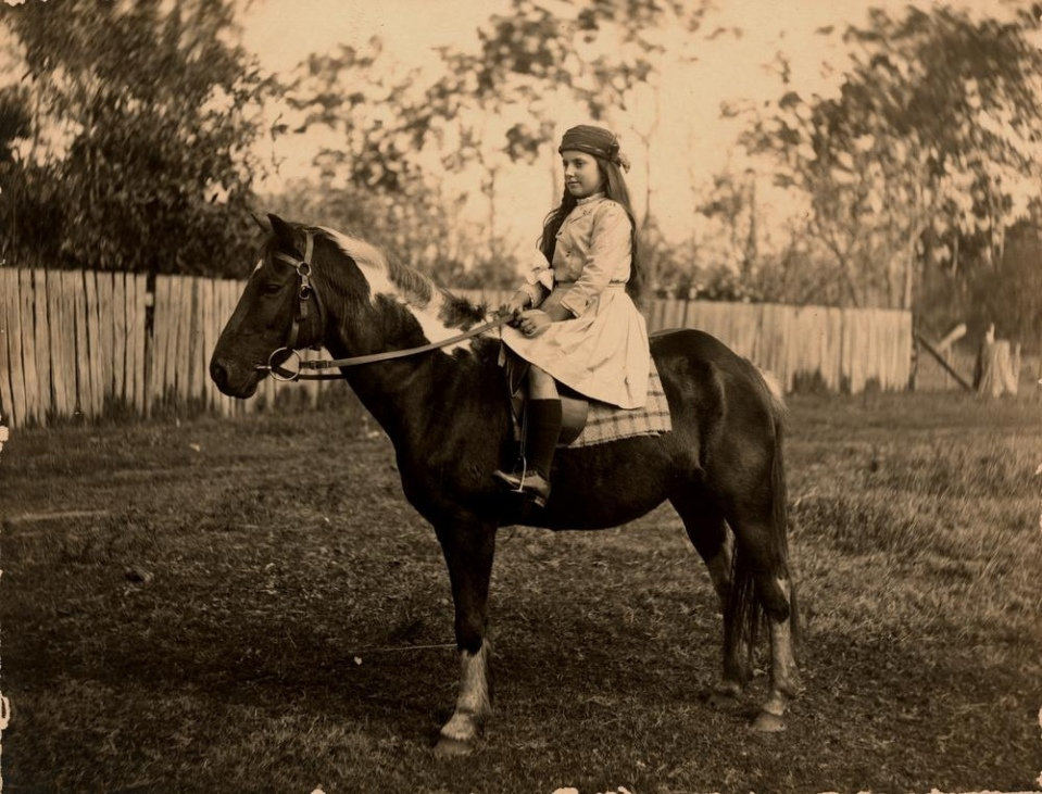 Date: circa 1915 Location: Queensland, Australia