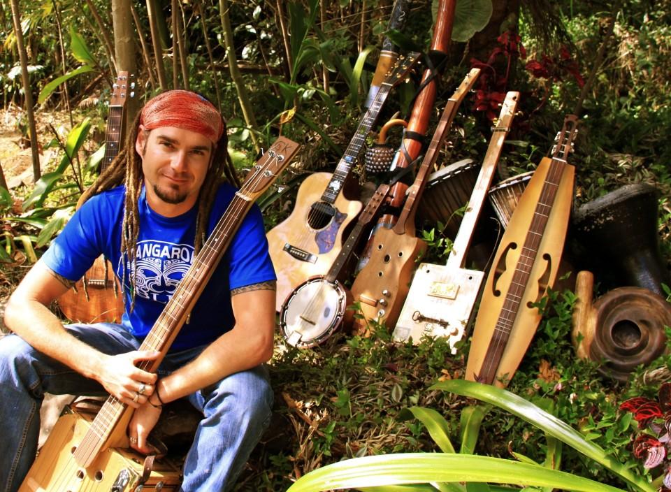 Musician 'Jay Hoad'