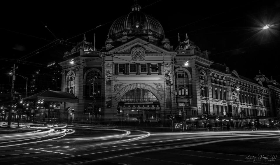 Location: Flinders Street Station, Melbourne, Victoria, Australia
