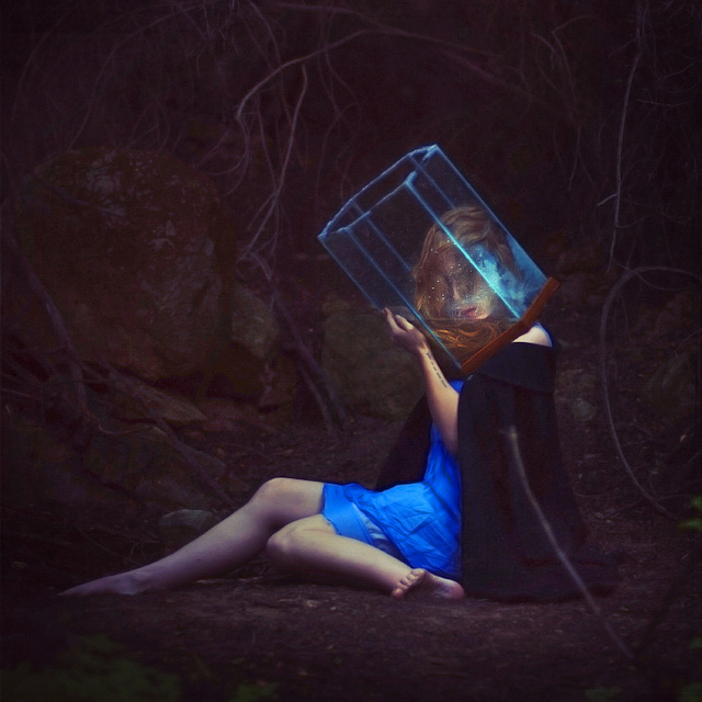 © 2013 Brooke Shaden. All Rights Reserved. 'From The Inside'