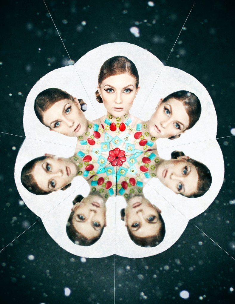 """Kaleidoscope"" - Copyright 2014, Spencer Paddock"